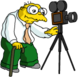 Tapped Out Moleman Make a Short Film.png