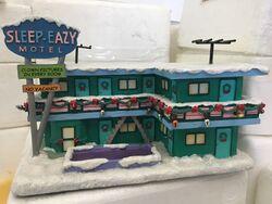 Simpsons Christmas Village Sleep Eazy Motel.jpg