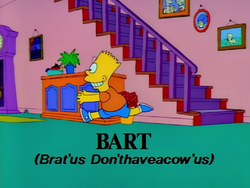 Homer Alone Looney Tunes Bart.png