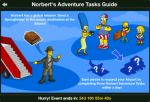 Norbert Adventure Tasks Guide.png