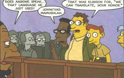 Simpsons Comics 39 CBG's opening statement 3.png