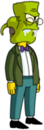Tapped Out Rigellian Attacking Smithers.png
