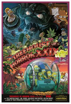 Treehouse of Horror XXIX poster.jpg
