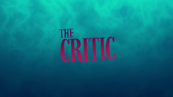 The Critic - Wikisimpsons, the Simpsons Wiki