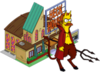 Tapped Out Devil Flanders + Heck House.png