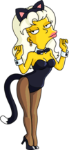 Tapped Out Hostess Miss Springfield.png