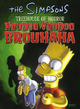 The Simpsons Treehouse of Horror Hoodoo Voodoo Brouhaha (Front Cover).png