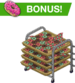 Yard Sale Tray of 132 Donuts.png