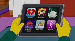 Mr. Burns MyPad.png