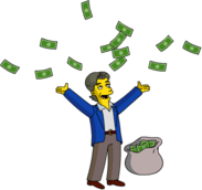 Tapped Out Arthur Fortune Hand Out Dollars.png