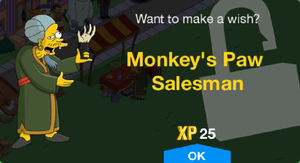 Monkey's Paw Salesman Unlock.png