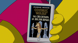 Cosmic Wars The Crucifixion of Jim Jam Bonks.png