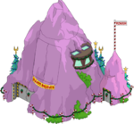 Tapped Out Volcano Lair decorated.png
