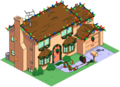 Christmas Simpsons Home.png