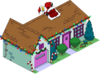 Wiggum House Decorated Snow Tapped Out melted.png