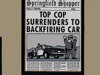 Shopper Top Cop Surrenders To Backfiring Car.png