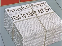 Springfield Shopper - Behind the Laughter.png