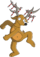 Tapped Out Dancing Reindeer.png