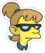 Tapped Out Mrs. Frink Icon.png
