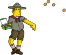 Tapped Out The Scout Master Sell Organic Cookies.png