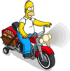 Homer Test Out the Hog.png