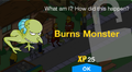 Tapped Out Burns Monster New Character.png