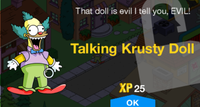 Tapped Out Talking Krusty Doll New Character.png