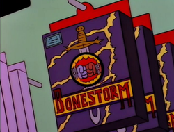 Bonestorm - Wikisimpsons, the Simpsons Wiki