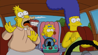 Marge Maggie Grampa Drive HD.png