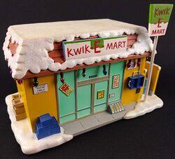 Simpsons Christmas Village Kwik E Mart.jpg