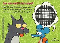 I12 Fun Card - Read Itchy's Mind (Skybox 1994) front.jpg