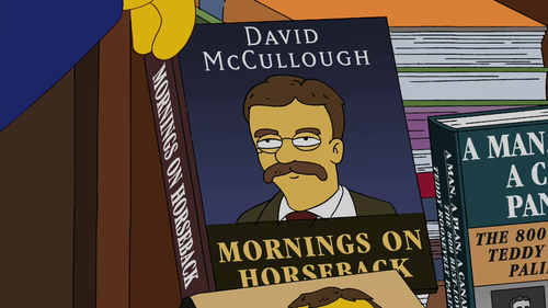 review mornings on horseback Mornings on horseback the national book award-winning biography that tells the story of how young teddy roosevelt transformed himself from a sickly boy into the vigorous man who would become a war hero and ultimately president of the united states.