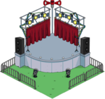 Tapped Out Open Air Stage.png