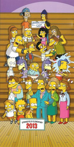 The Simpsons Calendar 2013 Bart.jpg