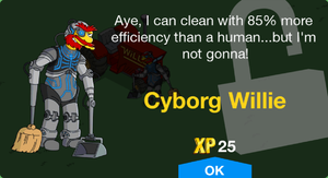 Cyborg Willie Unlock.png