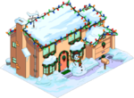 Tapped Out Christmas Simpsons Home.png