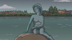 The Little Mermaid statue.png