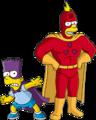 Bartman vs Radioactive Man Combo.png