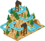 Tapped Out Unoriginal Log Ride.png