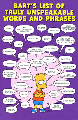 Bart's List of Truly Unspeakable Words and Phrases.png