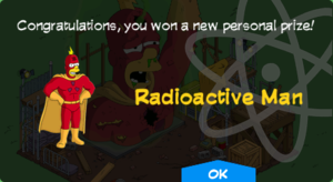 Tapped Out Radioactive Man Prize Unlock.png
