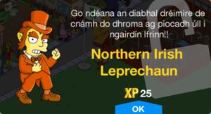 Northern Irish Leprechaun Unlock.png