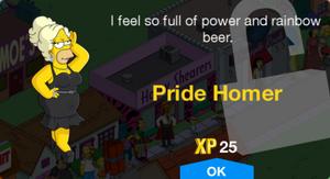 Pride Homer Unlock.png