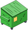 Tapped Out Dumpster Premium.png