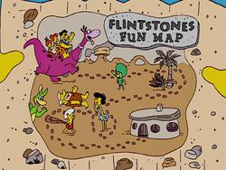 Flintstones Fun Map.png