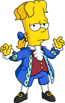 Wolfgang Amadeus Mozart - Wikisimpsons, the Simpsons Wiki