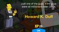 Howard K. Duff Unlock.png