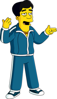 Dante Calabresi, Jr  - Wikisimpsons, the Simpsons Wiki