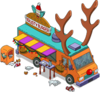 Tapped Out Reindeer Burger Truck.png