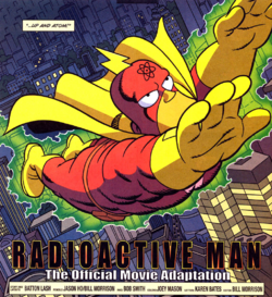 Radioactive Man, The Official Movie Adaption.png